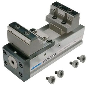 Picture for category 5-Axis Fixed Jaw Vise Interchangeable inserts